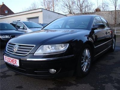 gebraucht 3 2 v6 5 sitzer vw phaeton 2004 km in giengen. Black Bedroom Furniture Sets. Home Design Ideas