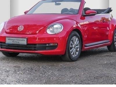 usado VW Beetle Cabriolet 1,2 l TSI 7-Gang-DSG