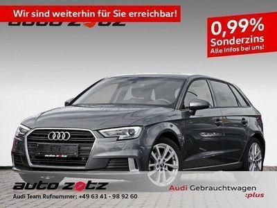 gebraucht Audi A3 Sportback Sport 1.5 TFSI Navi Xenon Bluetooth