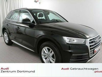 gebraucht Audi Q5 sport 2.0TDI qu. Navi/Xenon/DAB/AHK