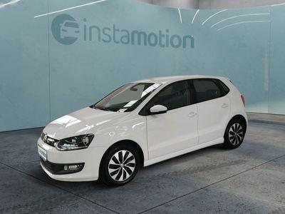 gebraucht VW Polo PoloTrendline 1.0TSI Navigation Klima uvm