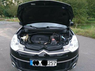 gebraucht Citroën C-Crosser FAP Exclusive