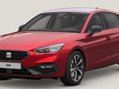 gebraucht Seat Leon 1.5 TSI 150 XC Neues Modell LED ACC
