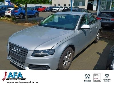 gebraucht Audi A4 Limousine Attraction 1.8 TFSI 118 kW (160 PS) 6-Gang
