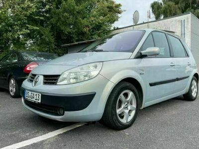 gebraucht Renault Scénic 1.5 dCi Comfort TÜV NEU