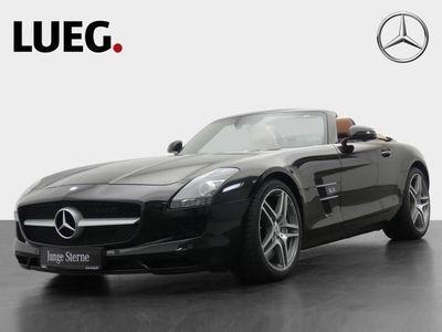 gebraucht Mercedes SLS AMG Roadster Comand B&O Kamera