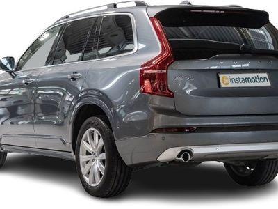 gebraucht Volvo XC90 XC90Momentum AWD D5 EU6d-Temp360KameraShzNaviLEDKeyless