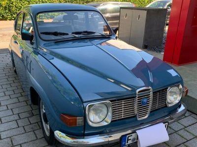 gebraucht Saab 96 - H-Kennzeichen - Gutachten -