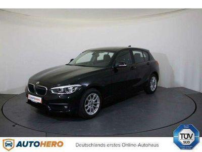 gebraucht BMW 120 i Advantage Aut. *Navi*LED*PDC*SHZ*Alu*