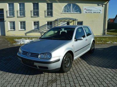 second-hand VW Golf IV Lim. Edition Klimaautomatik