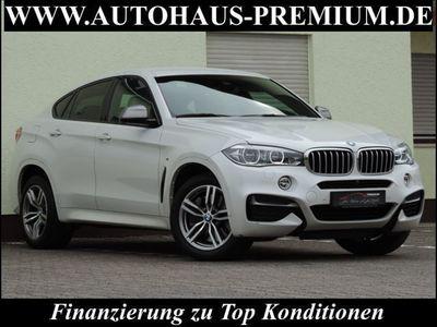 gebraucht BMW X6 M50 M50d*M-PAKET*LED*HUP*EXCLUSIVE*VIRTUAL*STHZ