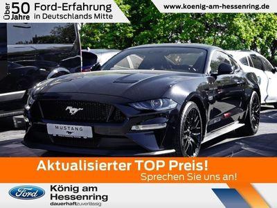 gebraucht Ford Mustang GT Coupé V8 Recaro-Sportsitze+B&O+Leder