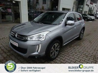 gebraucht Citroën C4 Aircross HDi 115 Stop & Start 4WD Selection