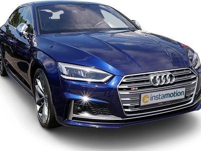 gebraucht Audi S5 Sportback S5 3.0 TFSI qu tiptr. NAVIMATRIXPANO