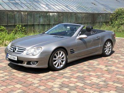 używany Mercedes SL500 7G-TRONIC