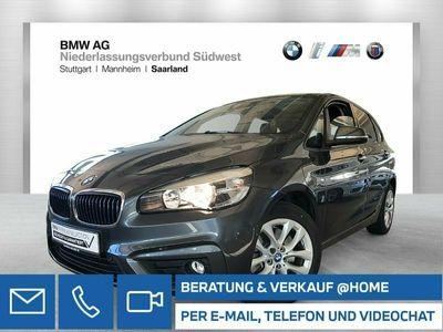 gebraucht BMW 225 2er Active Tourer Active Tourer xe iPerformance Advantage DAB