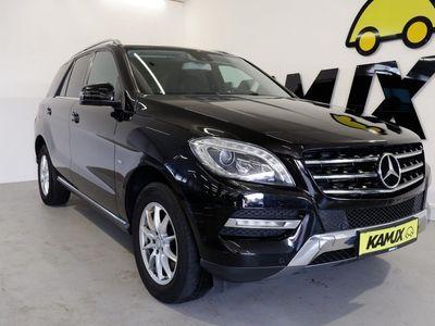 gebraucht Mercedes ML350 CDI Aut. EU6 +Sport-Paket +Bi-Xenon ILS +Comand +Alcantara +Shz