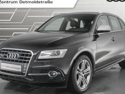 gebraucht Audi SQ5 3.0 TDI qu. competition Leder 20 Zoll Navi Xenon