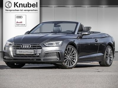 gebraucht Audi A5 Cabriolet sport 40 TFSI S tronic S line VC LED Keyless Alcantara