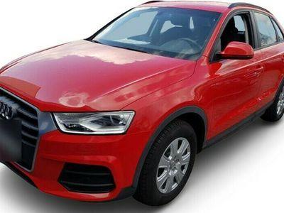 gebraucht Audi Q3 Q31.4 TFSI S tro.*Navi*Xenon+*PDC+*AMI*MFL*Blue