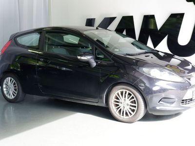 gebraucht Ford Fiesta Trend 1.25 +Klima+AUX+CD+ (Dealer)
