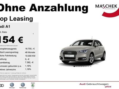 gebraucht Audi A1 Sportback Sport 1.0 TFSI PDC GRA Sitzh. Media S