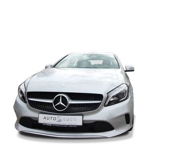gebraucht Mercedes A180 Urban Automatik LED High Performance Navi