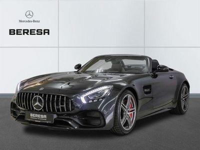 gebraucht Mercedes AMG GT C Roadster Burmester Comand Distronic