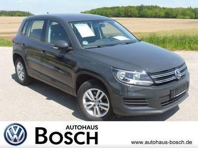 gebraucht VW Tiguan 1.4 TSI BMT Trend + Fun PDC Navi Bluetooth (Klima