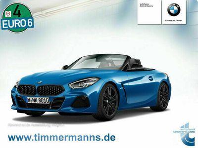 gebraucht BMW Z4 M M40i Cabrio Innovationsp. Sport Aut. Head-Up als Cabrio/Roadster in Neuss