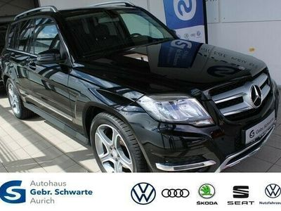 gebraucht Mercedes GLK220 GLK-KlasseCDI X204 BlueEfficiency DPF A