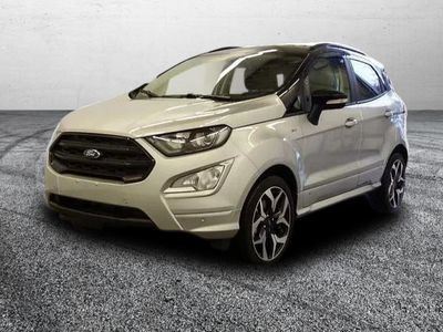 gebraucht Ford Ecosport ST-LINE Navi B&O Kamera Xenon PDC Winter Pkt