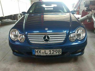 gebraucht Mercedes CL220 CDI Mopf, Leder, Tüv neu