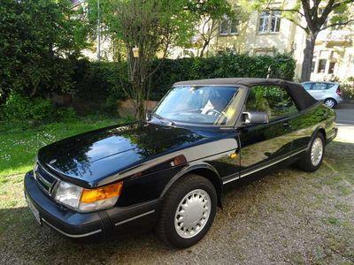 gebraucht Saab 900 Cabriolet i 16