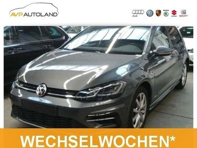 gebraucht VW Golf VII 1.5 TSI DSG Highline R-Line