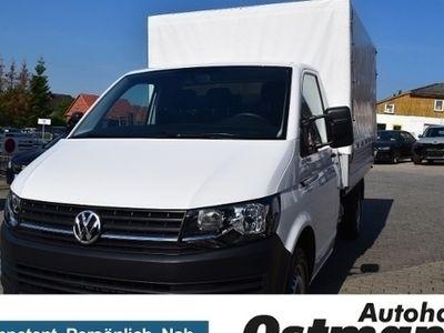 gebraucht VW Transporter T6Pritsche EcoProfi EUR6