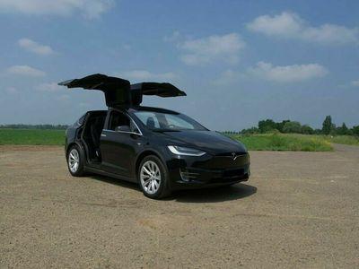 gebraucht Tesla Model X 100D   6 Sitze   Enhanced Auto.   Luftfe