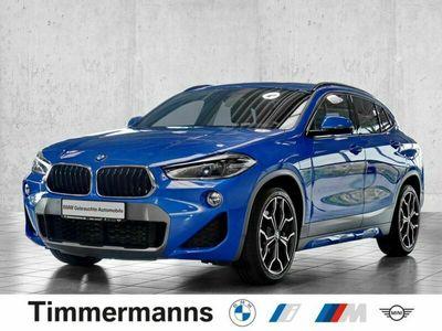 gebraucht BMW X2 xDrive20d M Sport X Aut. AHK Navi Plus RK H&K