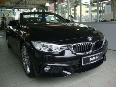 gebraucht BMW 420 dA Cabrio M PAKET, LED, HUD