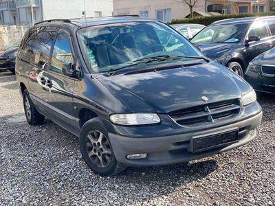 gebraucht Chrysler Grand Voyager 3.3 LE guter Zustand