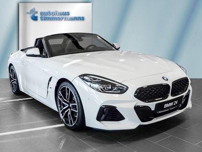 gebraucht BMW Z4 M40i Cabrio Innovationsp. Live Cockpit LED