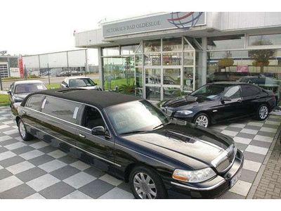 gebraucht Lincoln Town Car *Kristal-Coach*Stretch-Limo*Tv*etc..
