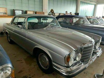 gebraucht Mercedes W111 280SE 3.5lcoupe Deutsch
