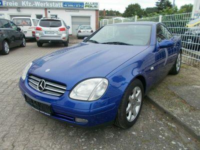 gebraucht Mercedes SLK200 Cabrio