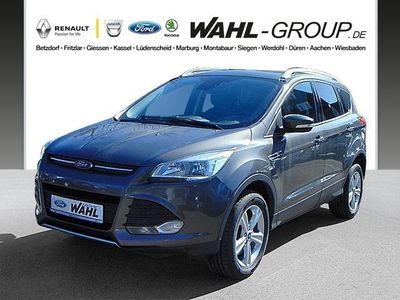 gebraucht Ford Kuga 2,0L TDCi Sync Edition, AHK, Design-Paket