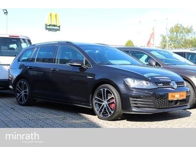 gebraucht VW Golf Variant GTD 2.0 TDI DSG AHK+NAVI+XENON+PANO