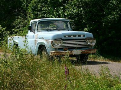 gebraucht Ford F100 pick up, 1959, Original/Patina