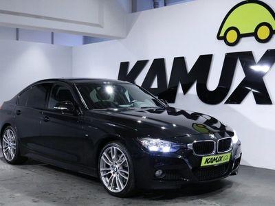 gebraucht BMW 320 d Steptronic M Sport +Navi +2x PDC +SHZ +Bluetooth +18'' Alufelgen