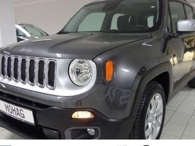 gebraucht Jeep Renegade Limited*DSG*RFK*NAVI*LMF*KLIMA*PDC*ACC*