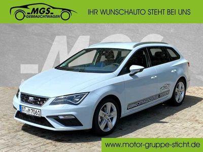 gebraucht Seat Leon ST 1.5 TSI ACT OPF FR, Vorführwagen, bei MGS Motor Gruppe Sticht GmbH & Co. KG